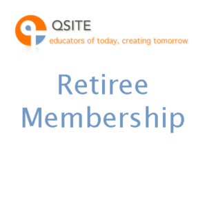 QSITE Retiree Membership