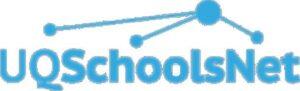 UQ Schools Net Logo